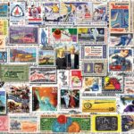 Classic Stamps White Mountain Puzzles