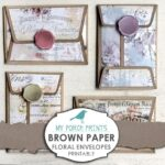 MyPorchPrints Mini Envelopes Printable