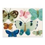 Welcome June USPS Butterflies notecards
