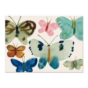 USPS Butterflies notecardss at USPS