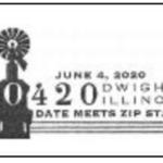 Date Meets Zip 60420 Pictorial Postmark