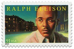 Ralph Ellison Stamp