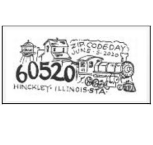 Zip Code Day 60520 Hinckley ILL June 5 2020