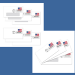 US Flag Stamped Envelope FDC Available June 15 2020