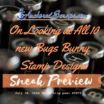 New Bugs Bunny Stamp Designs Sneak Preview