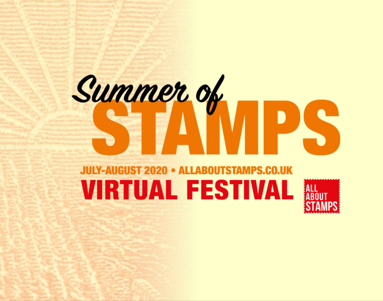 """Summer of Stamps Virtual Festival"" July 9 to August 18"
