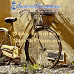 Sunday Reflections Bicycle Printable & Daisy Bell Notecards
