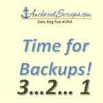 Time for Backups!
