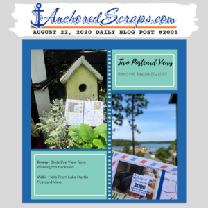 SnailMail Postcard Views