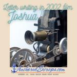 Letter Writing in film Joshua (2002)