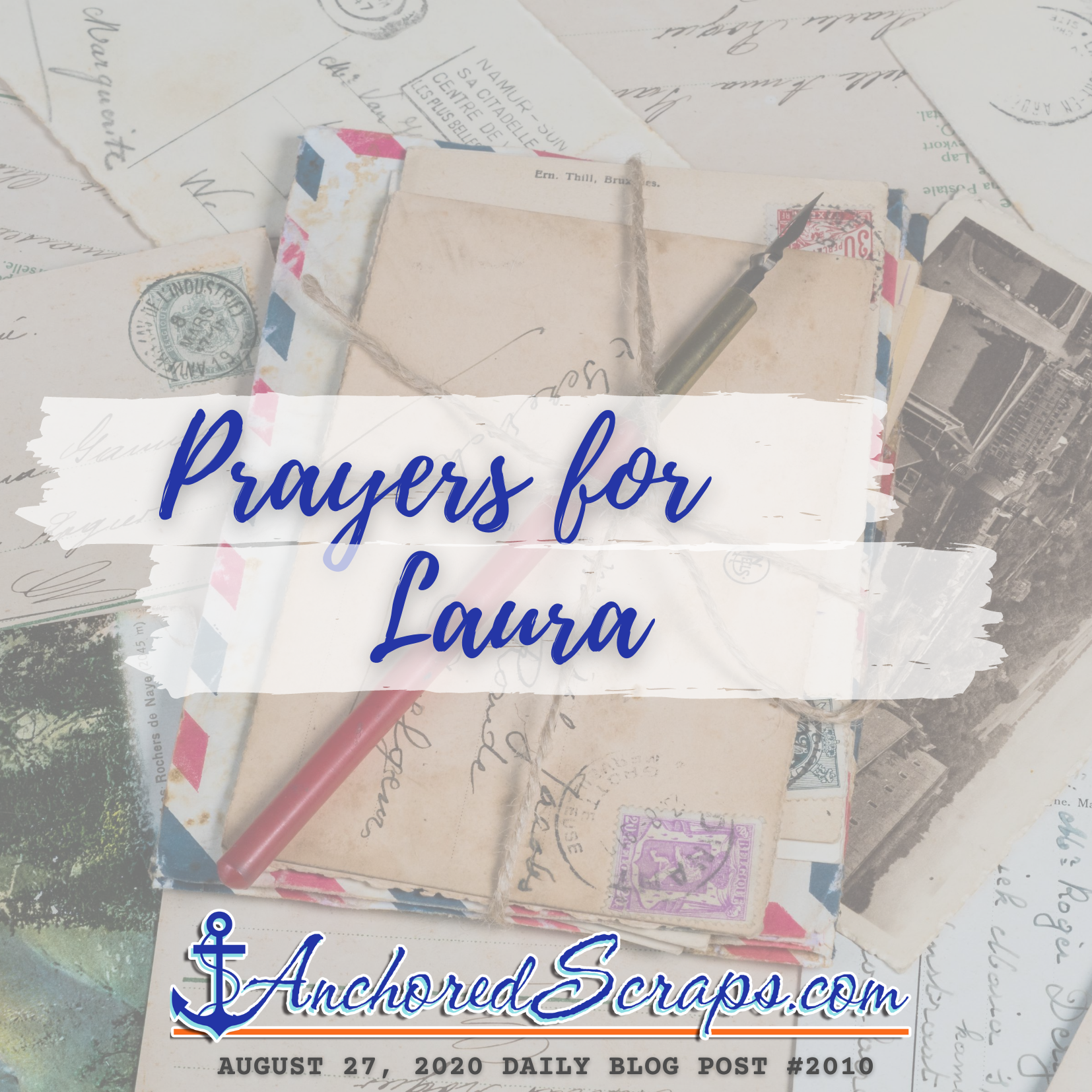 Prayers for Laura