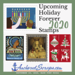 Upcoming Holiday Forever 2020 Stamps