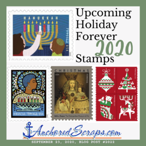 Holiday Forever 2020 Stamps