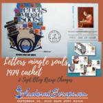 Letters mingle souls 1974 cachet