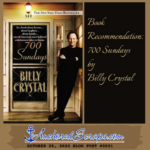 Book Recommendation Billy Crystal 700 Sundays