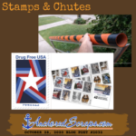 Stamps & Chutes (as in Halloween Candy Chute Idea!)