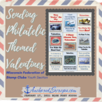 Sending Philatelic Themed Valentines