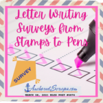 Letter Writing Surveys from Stamps to Pens