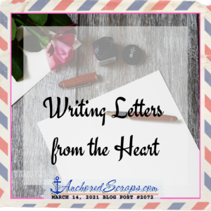 Writing Letters from the Heart