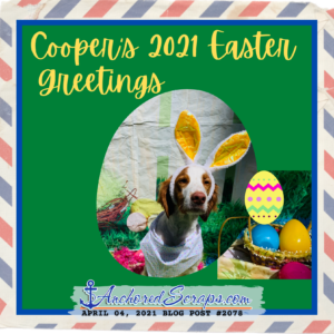 Coopers 2021 Easter Greetings