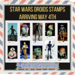 Star Wars Droids Stamps Arriving May 4th