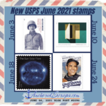 New USPS June 2021 Stamps Arriving this month