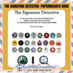 The Signature Detective Paperweights book